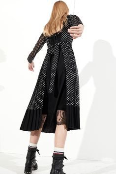 No. 21 - Pre-Fall 2017 Когда мало платье