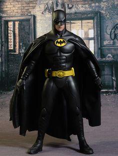 Batman Returns Batman, Bruce Wayne action figure by Hot Toys