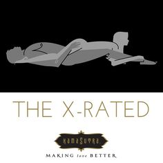"""Happy Hump Day! Today's Kama Sutra position is called, """"The X-Rated.""""  http://kamasutra.com/blogs/makinglovebetter/15158461-kama-sutra-position-of-the-week-the-x-rated  #KamaSutra #MakingLoveBetter #Love #Romance #Intimacy #HumpDay #HappyHumpDay"""
