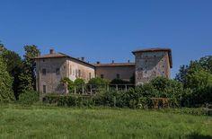 Castello di Zena, Carpaneto Piacentino, milia Romagna, Italy