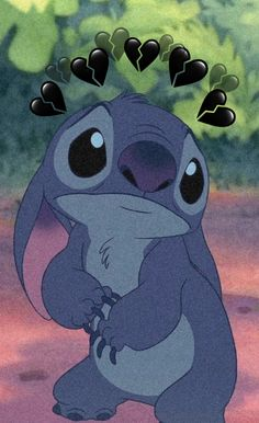 Stitch Drawing, My Mood, Disney Wallpaper, Devil, Girly, Kids Rugs, Children, Drawings, Fictional Characters