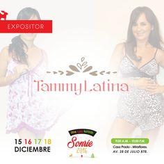 Gracias Tammy Latina por participar en Nuestra Feria Sonrie: es Navidad. https://www.facebook.com/images/emoji.php/v6/fd2/1/16/1f604.png Sígue a Tammy Latina en: https://www.facebook.com/TammyLatina?fref=ts Haz Click y conoce nuestra Web ▶ http://www.feriasonrie.com/ No te pierdas Nuestra #GranFeriaNavideña. Sonríe es Navidad
