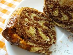 Bunt Cakes, Czech Recipes, Sponge Cake, Pound Cake, Croissant, Fondant, French Toast, Muffins, Good Food