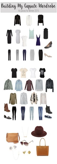 Waking Up Watkins: How to Build a Capsule Wardrobe