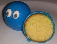 Sandy's Kitchendreams: Payback Cakepops