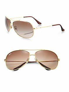 ee65b49bf734 Ray-Ban - Bubble Wrap Aviator Sunglasses