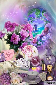 Purple Boudoir - Combinaciónde moda
