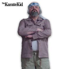 Mr. Miyagi Costume now available from http://www.karatemart.com