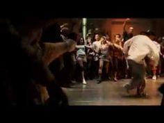 Channing Tatum Scene in Step Up 2