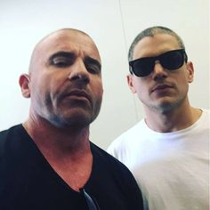 PRISON BREAK SEASON 5 IN 2017!!!!❤️❤️