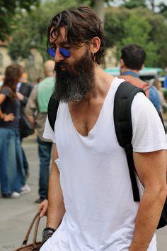 via The Classy Issue: Guaizine at #PittiUomo88 #PHOTO by male