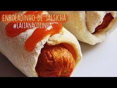 Enroladinho de Salsinha Fácil (3 Ingredientes) - YouTube