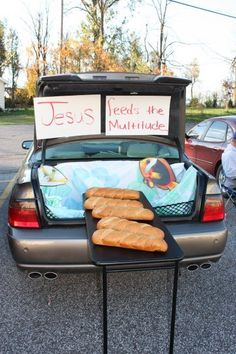 christian trunk or treat themes google search