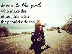 Ride on. Ride safe. Raise hell! by thelitas_oc