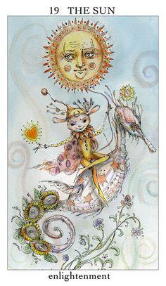 Joie de Vivre Tarot - The Sun