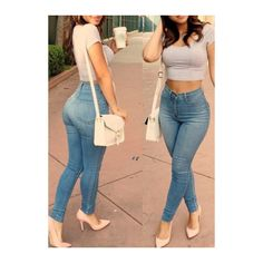 High Waist Denim Blue Ankle Length Jeans ($22) ❤ liked on Polyvore featuring jeans, outfits, pants, blue, patterned skinny jeans, print skinny jeans, zipper skinny jeans, super high-waisted skinny jeans and high-waisted jeans