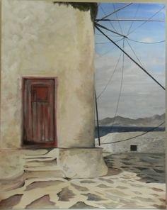 Greek Isles Painting