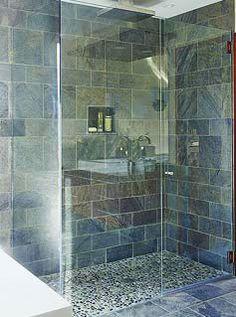 slate showers   Slate Shower