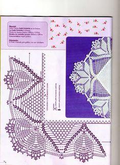 Ponto de Cruz e Croche 008 - lala - Picasa Web Albums