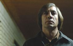 Javier Bardem as Anton Chigurh in 'No Country for Old Men' (2007)