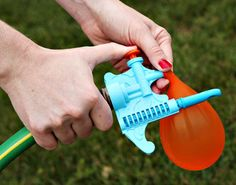 Water ballon filler: this will come in handy for summer fun.