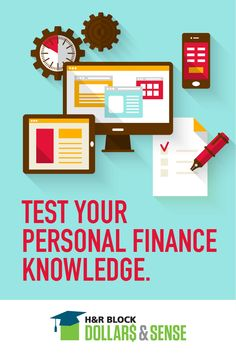 Test your personal finance knowledge by taking our quiz. Then, have your teen take it start a conversation about financial concepts!