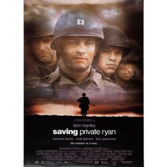 Reproduction Saving Private Ryan poster Streaming Movies, Hd Movies, Movies To Watch, Movies Online, Movie Tv, Hd Streaming, Comedy Movies, Movie Theater, Action Movies