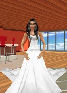 IMVU, the interactive, avatar-based social platform that empowers an emotional chat and self-expression experience with millions of users around the world. 3d Fashion, Social Platform, Virtual World, Imvu, Formal Dresses, Wedding Dresses, Avatar, Mini Skirts, Join