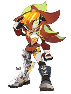 Game Character Design, Character Design Inspiration, Character Concept, Character Art, Sonic And Amy, Sonic And Shadow, Silver The Hedgehog, Shadow The Hedgehog, Sonic Fan Characters