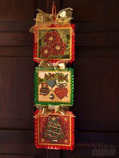 Aulas de artesanato especiais de natal
