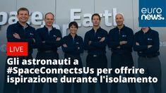 Alcuni astronauti dell'ESA e della NASA hanno condiviso le loro esperienze di isolamento in ambienti ristretti e con contatti limitati e ovviamente ...