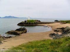 Llanddwyn Island, west coast of Anglesey