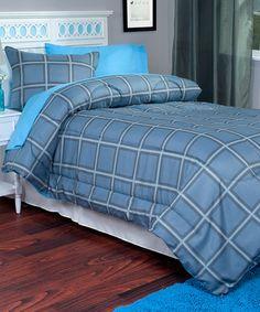 Look at this #zulilyfind! Grand Comforter 2-Piece Set #zulilyfinds