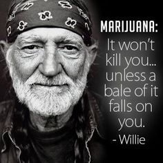 Discover and share Willie Nelson Marijuana Quotes. Explore our collection of motivational and famous quotes by authors you know and love. Weed Quotes, Stoner Quotes, Man Quotes, Funny Quotes, Stoner Art, Music Quotes, Motivational Quotes, Inspirational Quotes, Weed Humor