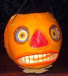 Vintage Halloween on Pinterest | Halloween, Jack O' Lantern and Witch