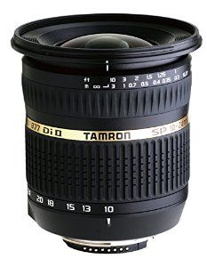Tamron 10-24 mm  It rarely leaves my camera, and is always on tour with me. this is my favorite wide angle lens.
