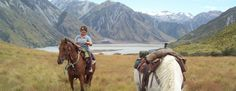 Overflowing with natural beauty, rich in heritage, full of cultural gems and brimming with activities for all, come experience real New Zealand along the path less-traveled. New Zealand, Trek, Paths, Natural Beauty, Horses, Activities, Nature, Animals, Naturaleza