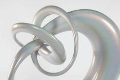 Imagine Infinity in Mariko Mori's New Sculpture Exhibition Mariko Mori, Creators Project, Up To The Sky, Parallel Universe, New Shows, The Creator, Sculptures, Graphic Design, Gallery