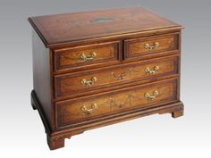 Chest of Drawers by Tarbena Miniatures. www.tarbenaminiatures.co.uk.