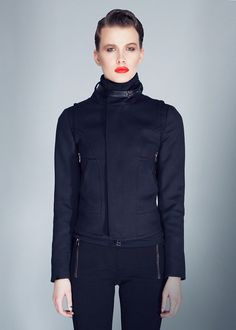 SLY 010 FEMME • F/W 2013/14 • LOOK 21