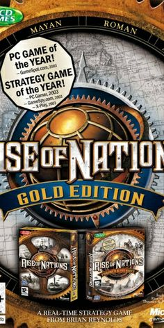 Rise Of Nations Extended Edition Is Coming To Steam In June Age