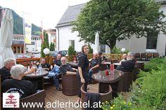 Gemütliche Motorradrunde auf der Adler-Terrasse