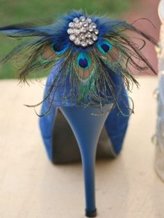 Peacock Pumps~ ♛
