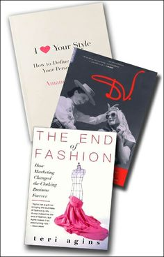 Great Fashion Books