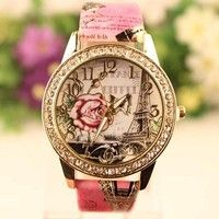 Material: Highly-Class Stainless Steel+PU  Weight: 42 g  Size: Full table length 24.5cm, dial diamet