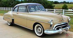 1950 Oldsmobile Rocket 88 Club Coupe