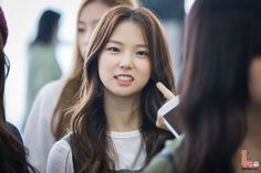 Yujin of CLC| 160408 Gimpo Airport 우유닷컴 ©