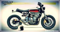 #honda hornet#special tracker#scrambler special#special motorcycles project#