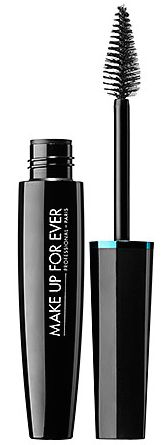 Just in time for summer, MAKE UP FOR EVER introduces new Aqua Smoky Extravagant Mascara (it's waterproof!)