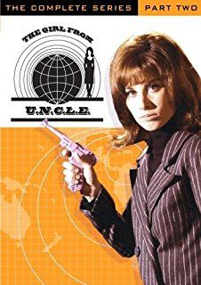 The spinoff of the Man from Uncle. Starring Stephanie Powers years before she fought crime on Hart to Hart.